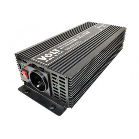 Przetwornica napięcia Sinus-1500W 24V/230V