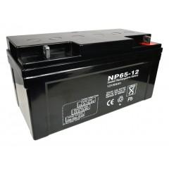 Akumulator AGM VPRO NP 65 Ah 12V