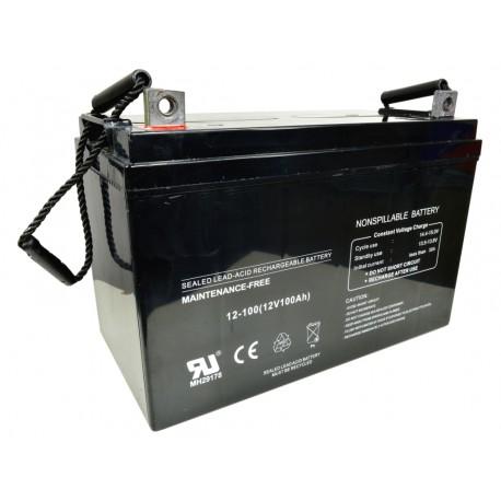 Akumulator AGM VPRO NP 100 Ah 12V