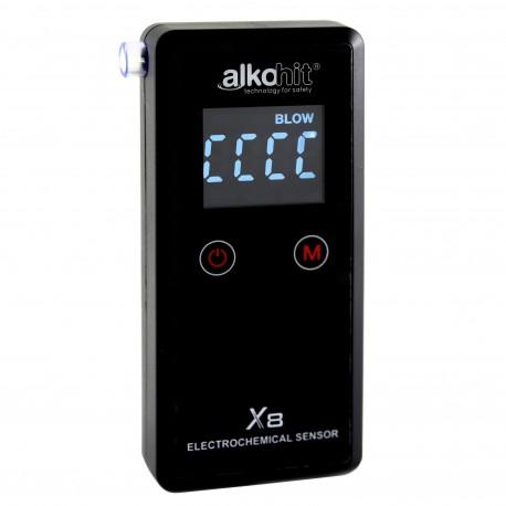 Alkomat Alkohit X8 - Elektrochemiczny