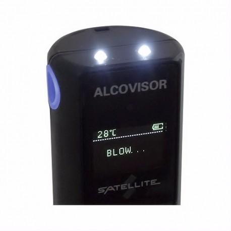 Alkomat elektrochemiczny AlcoVisor Satellite