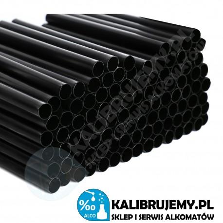 Ustniki słomki jednorazowe do alkomatu (100sztuk)