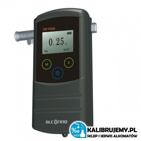 Alkomat DA-9000 Policyjny Sensor + kalibracje