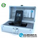 Alkomat AlcoFind PRO X5 w walizeczce aluminiowej