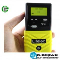 Alkomat Lifeloc FC10 amerykańska marka!