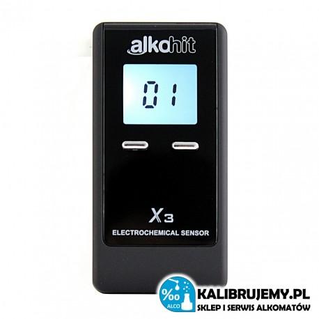 Alkomat ALKOHIT X3