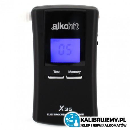 Alkomat ALKOHIT X30