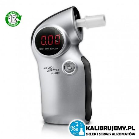 Alkomat półprzewodnikowy AL 6000 Professional