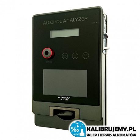 Alkomat BAROWY SENTECH AL-4000