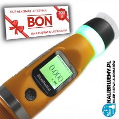 ✭✭✭ Alkomat AlcoDigital ONE alkomat przesiewowy pakiet FIRMA PLUS BON 200 zł na kalibrację