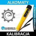 Kalibracja alkomatu AlcoBlow z certyfikatem kalibracji w [24H]