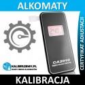 Kalibracja alkomatu CA 2010 plus świadectwo kalibracji w [24H]