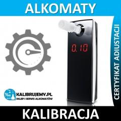 Kalibracja Alkomatu AL-5500 z certyfikatem w [24H]