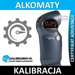 Kalibracja Alkomatu AL-6200 + świadectwo kalibracji w [24H]