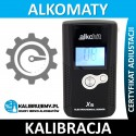 Kalibracja Alkomatu Alkohit X5 Serwis Pogwarancyjny w [24H]
