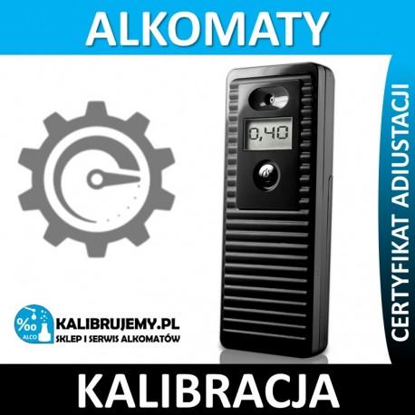 Kalibracja Alkomatu AL-2600 z certyfikatem w [24H]