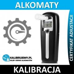 Kalibracja Alkomatów model AL-2500X certyfikat! w [24H]