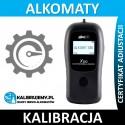 Kalibracja Alkomatu Alkohit X50 Serwis Pogwarancyjny w [24H]