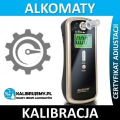 Kalibracja Alkomatu DA-8700 USB ekspresowo z certyfikatem w [24H]