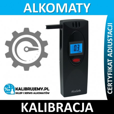 AlcoSafe KX-2000 pro Kalibracja Ekspresowa w [24H]