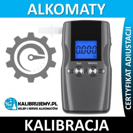 Alkomat KEMOT MIE 0217 KT-560 kalibracja alkomatu w [24H]