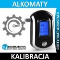 Kalibracja Alkomatu AT 6000 z certyfikatem kalibracji w [24H]
