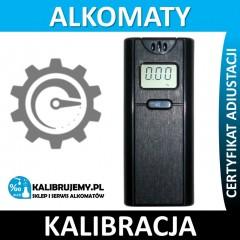 Kalibracja Alkomatu DAT simple z certyfikatem