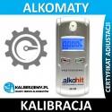 Kalibracja Alkomatu Alkohit AH 69 Serwis Pogwarancyjny w [24H]