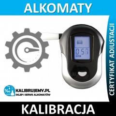 AT-6700 kalibracja alkomatu w [24H]
