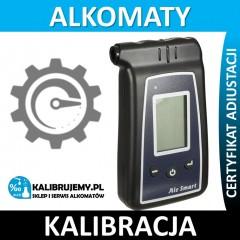 HW sensor AT 8020 kalibracja alkomatu w [24H]