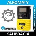 Kalibracja Alkomatu Lifeloc FC 10 FC10 w [24H]
