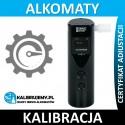 Kalibracja Alkomatu ALCOVISOR SATELLITE w [24H]