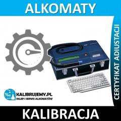 Kalibracja Alkomatu DRAGER 7110 evidential, standard + certyfikat! w [24H]