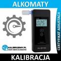 Kalibracja Alkomatu AlcoFind ELITE + certyfikat kalibracji w [24H]