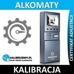 Kalibracja Alkomatu AL-1100F PROMILER - SENTECH w [24H]