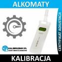 Kalibracja Alkomatu Datech AlcoFind DA-3000M w [24H]