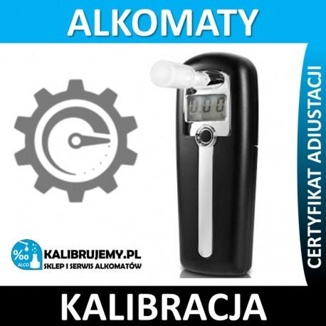 Kalibracja Alkomatów Sentech AlcoGuard AL-2500 w [24H]