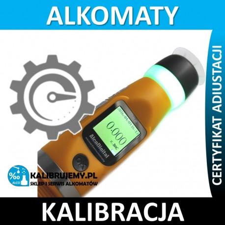 Kalibracja Alkomatu AlcoDigital ONE w [24H]
