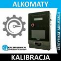 Kalibracja Alkomatu AlcoScan AL-4000 w [24H]