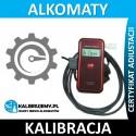 Kalibracja Alkomatu SENTECH AL-9010 w [24H]