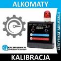 Kalibracja Alkomatu AlcoScan AL-3200 w [24H]