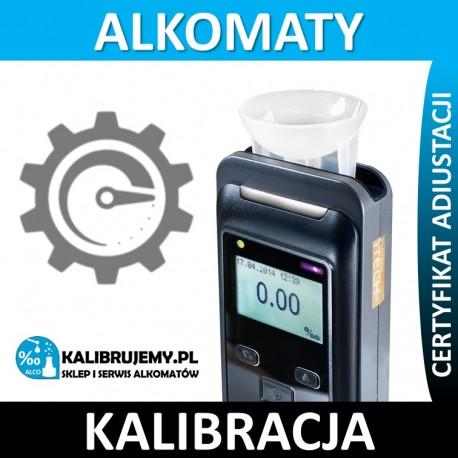Kalibracja Alkomatu ALP-1 PROMILER w [24H]