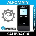 Kalibracja Alkomatu Alkohit X30 Serwis Pogwarancyjny w [24H]