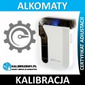 Kalibracja alkomatu bactrack mobile plus certyfikat w [24H]