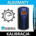 Kalibracja Alkomatu BM50 + certyfikat kalibracji za jedyne 49 zł w [24H]