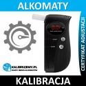 Kalibracja alkomatu OVERMAX OV-AD-01 plus świadectwo kalibracji w [24H]