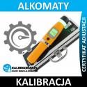 Kalibracja Alkomatu Alcolook w [24H]