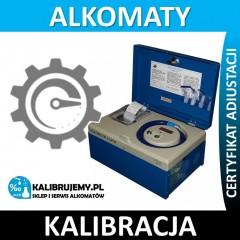 Kalibracja Alkomatu Alkometr A2.0/4L w [24H]