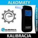 Kalibracja Alkomatu CA 9000 w [24H]
