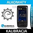 Kalibracja alkomatu FIT 101 plus świadectwo kalibracji w [24H]